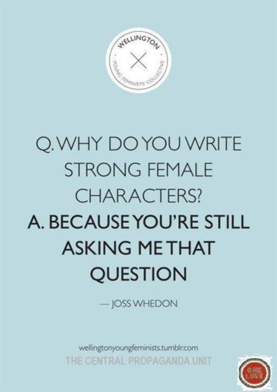 Love Joss Whedon