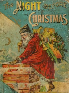 Classic childrens christmas books