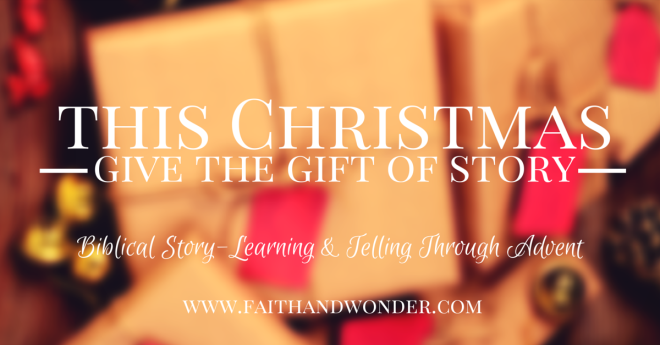 Advent Storytelling