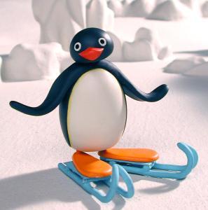 Pingu_with_skates