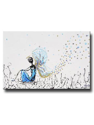 #Angel #Art #Advent Day8