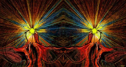 visions-of-angel-twins-abstract-alien-artist-stephen-k
