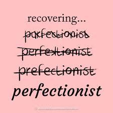 T-Shirt (Recovering Perfectionist) | RamonaCreel.com - RamonaCreel.com